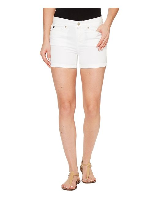 U.S. Polo Assn. | Белый U.S. Polo Assn. Classic Shorts Optic Womens