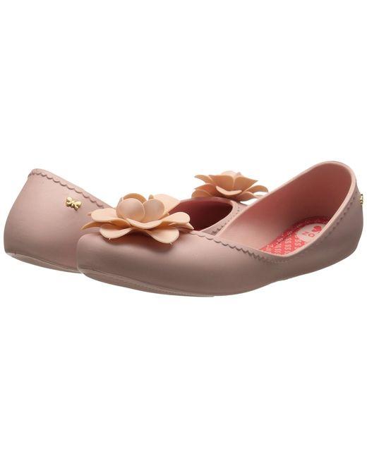 ZAXY   Бежевый Start Nude Womens Flat Shoes