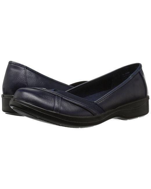 Easy Street   Navy Mischia Womens Shoes