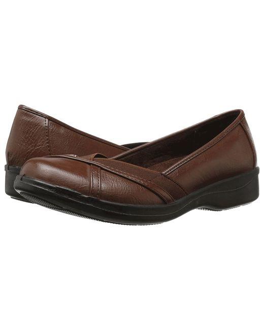 Easy Street | Tan Mischia Womens Shoes