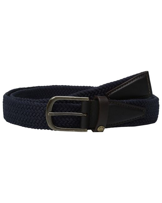 Ted Baker | Navy Leonard Mens Belts