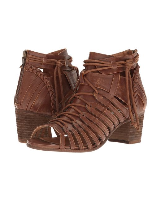 Not Rated | Tan Cupertine High Heels