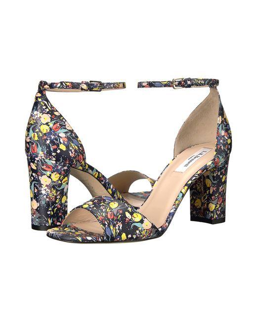 L.K. Bennett | Multi Helena Printed Leather High Heels
