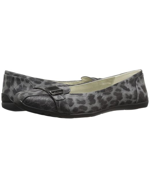 Anne Klein | Серый Lavon Dark Multi Fabric Womens Shoes