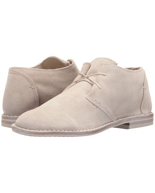 Dolce Vita | Bone Gwyn Suede Womens Shoes