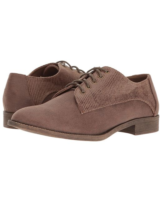 VOLATILE | Белый Cure Stone Womens Lace Up Casual Shoes