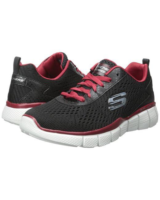 Skechers   Чёрный Equalizer 2.0 Settle The Score Mens Shoes