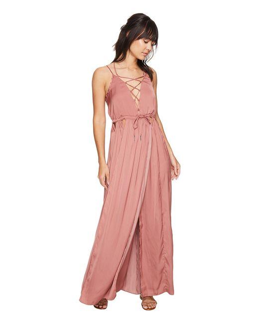 Dolce Vita | Красный Kendall Dress Brick Womens Dress