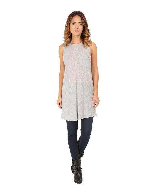 Roxy | Серый Changing Latitudes Heritage Heather Womens Dress