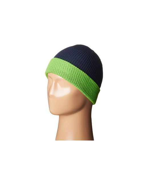 Celtek | Желтый Clan Beanie Lime Pop Beanies