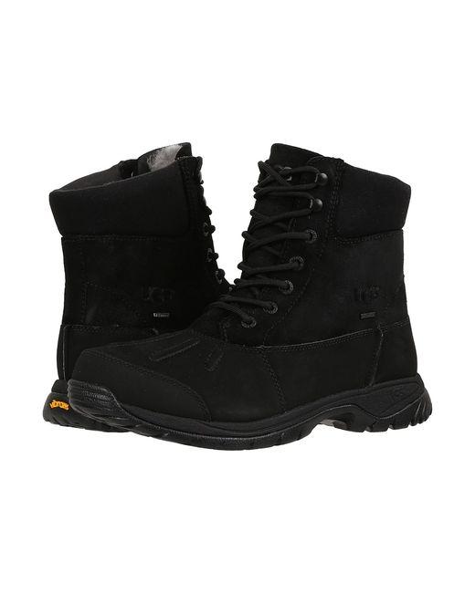 UGG Australia | Чёрный Metcalf Mens Boots