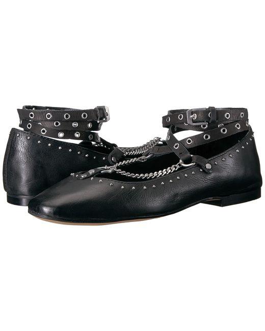 Dolce Vita | Чёрный Patina Leather Womens Shoes