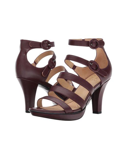 Naturalizer | Коричневый Dessie Bordo Smooth Womens Shoes