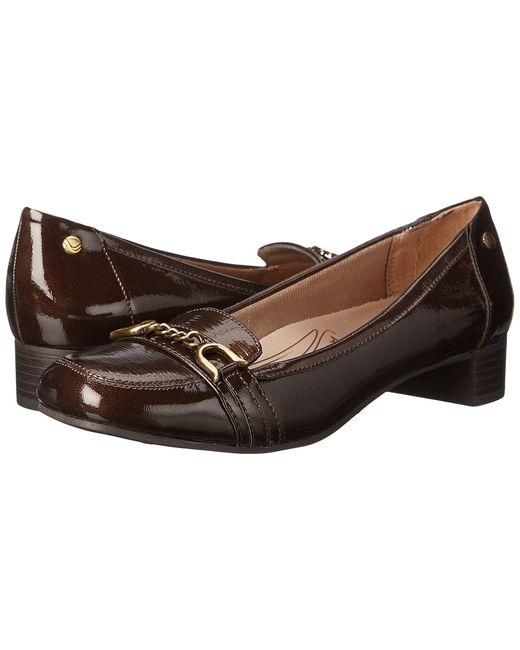 LifeStride | Bronze Maison Womens Slip-On Dress Shoes