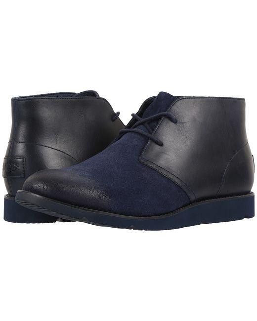 UGG Australia | Чёрный Blackwell Mens Shoes