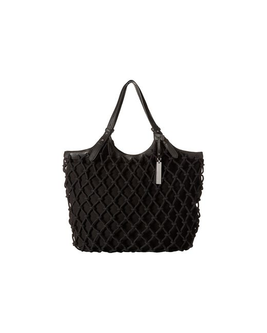 Vince Camuto | Чёрный Leta Tote Nero/Nero Tote Handbags