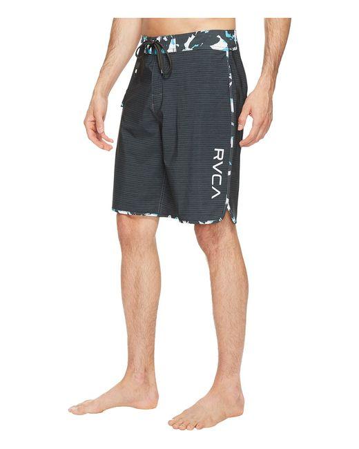 Rvca | Белый Eastern 20 Trunk Antique Mens Swimwear