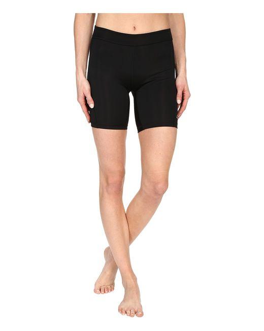 Adidas   Чёрный Techfit 7 Short Tights Matte Womens Shorts