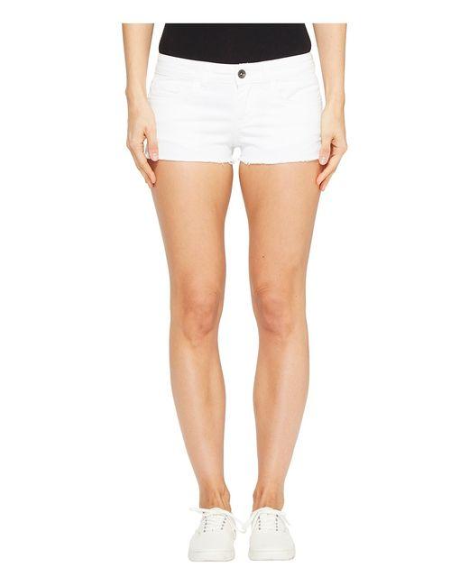 Vans   Белый Destroy Mini Ii Short Womens Shorts