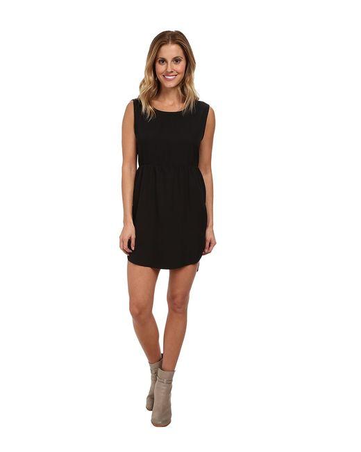Rvca | Чёрный Avenue Womens Dress
