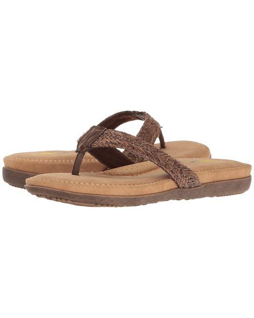 VOLATILE   Коричневый Agnes Womens Sandals