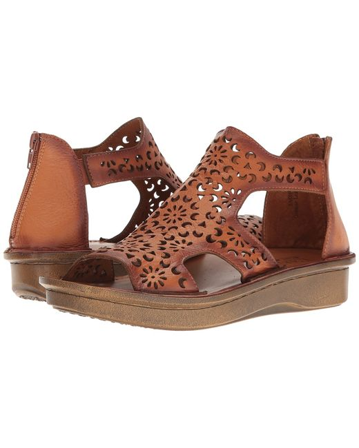 L'Artiste by Spring Step | Коричневый Sadhu Womens Shoes