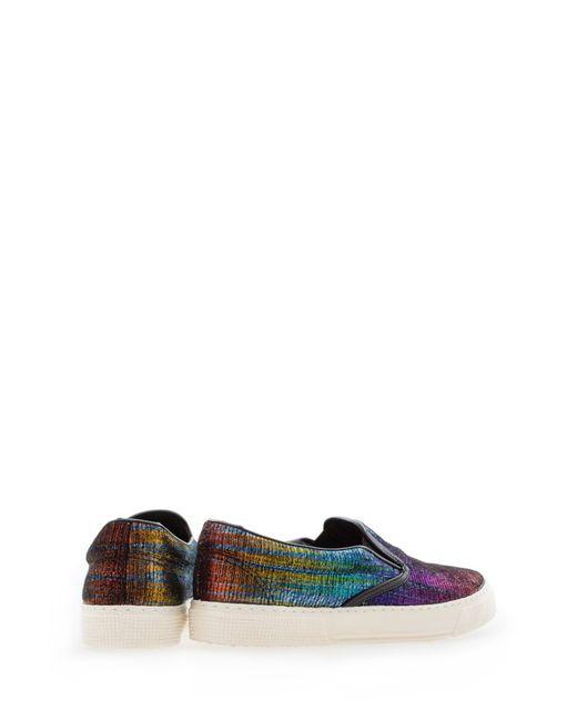 Kg Kurt Geiger | Многоцветные Кожаные Слипоны London-M