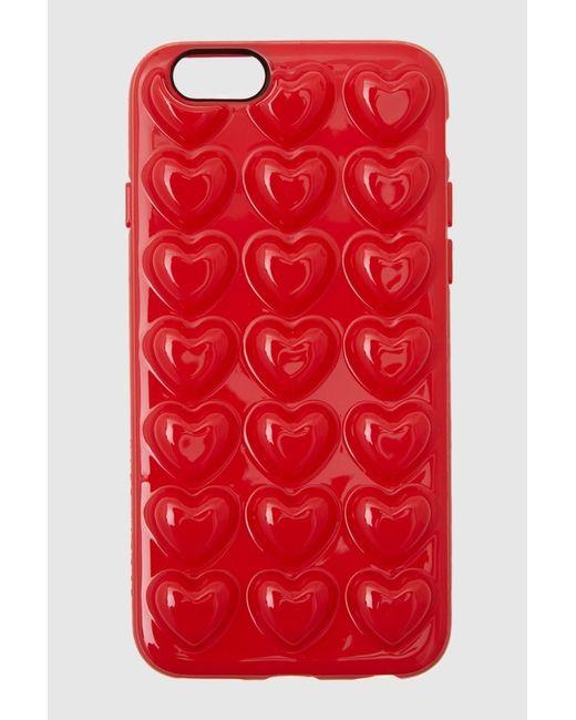 Marc Jacobs   Красный Чехол Для Iphone 6/6s
