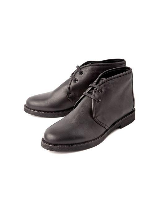 Alba | Женские Чёрные Ботинки 1669000030180Черный