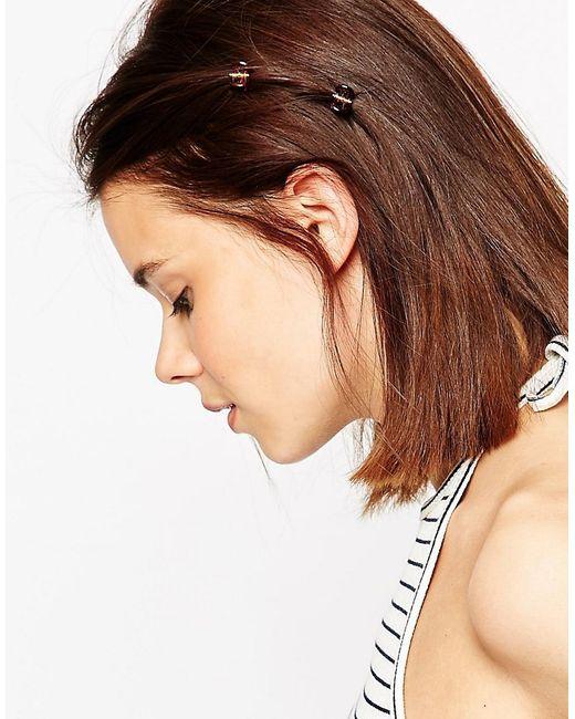ASOS Collection | Набор Из 12 Мини-Зажимов Для Волос Asos