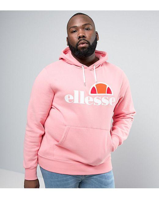 894394d9171b6 Мужские Розовые Худи С Классическим Логотипом Plus Ellesse 5836434