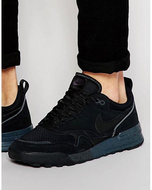 Nike | Мужские Чёрные Кроссовки Air Odyssey Envision 806975-001 Черный