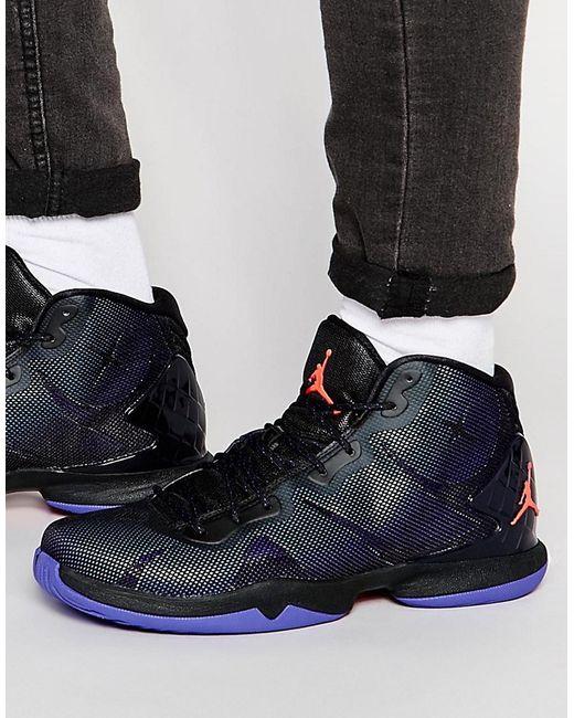 Jordan | Мужские Красные Кроссовки Nike Superfly 4 768929008