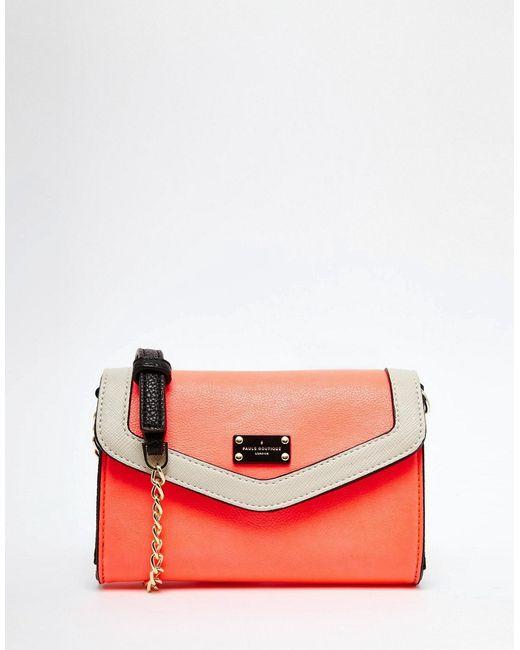 Pauls Boutique | Женский Розовый Клатч