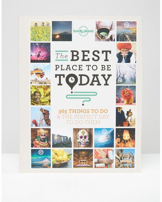 Books | Многоцветная Книга Best Places To Be Today От