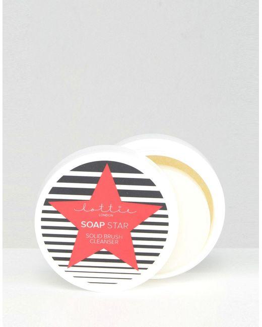 Lottie | Coconut Средство Для Очистки Кистей С Кокосовым Маслом