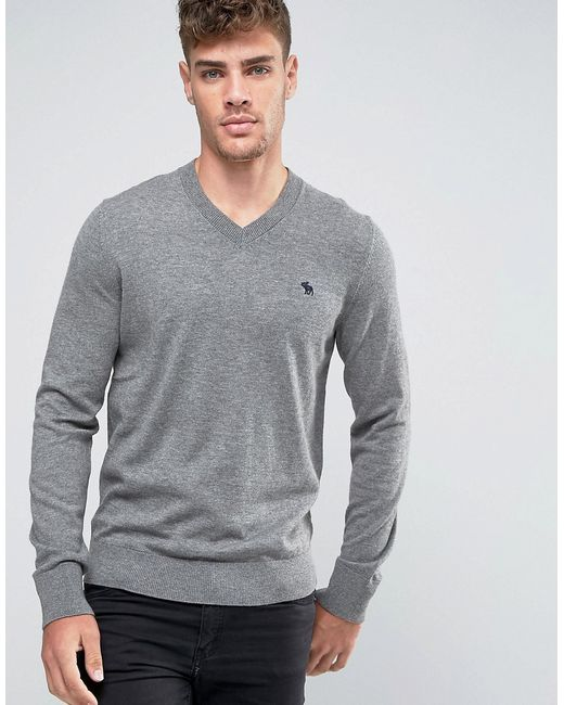Abercrombie and Fitch   Abercrombie Fitch Jumper Pop Icon Fine Knit