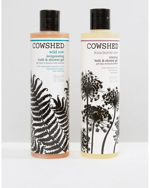 Cowshed | Два Средства Для Тела Ограниченной Серии Wild