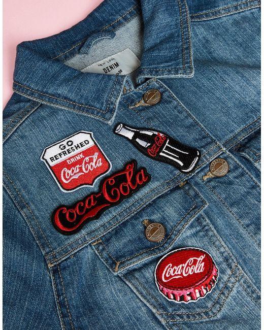 Skinnydip | Нашивки X Coca Cola Мульти