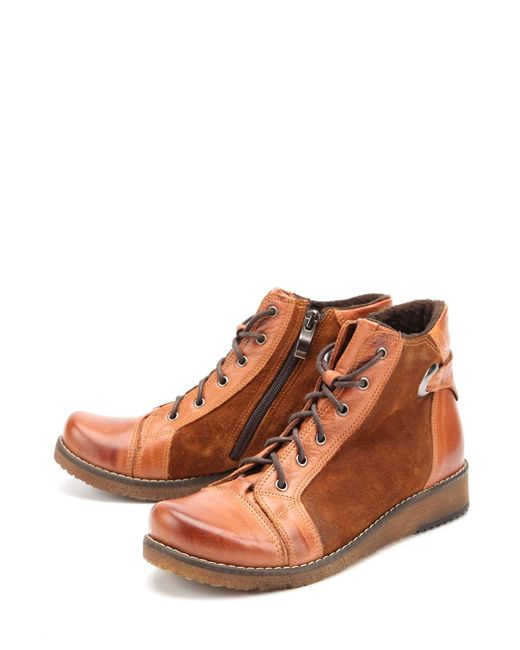 SPECTRA | Женские Коричневые Ботинки