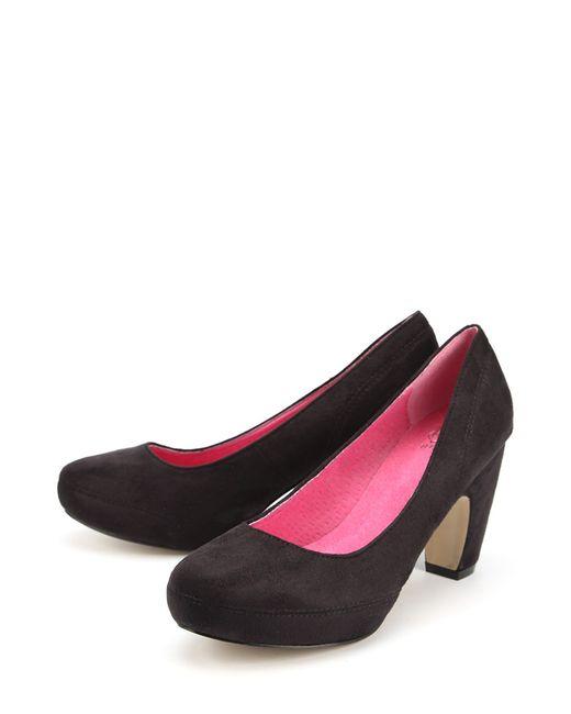Betsy   Женские Чёрные Туфли