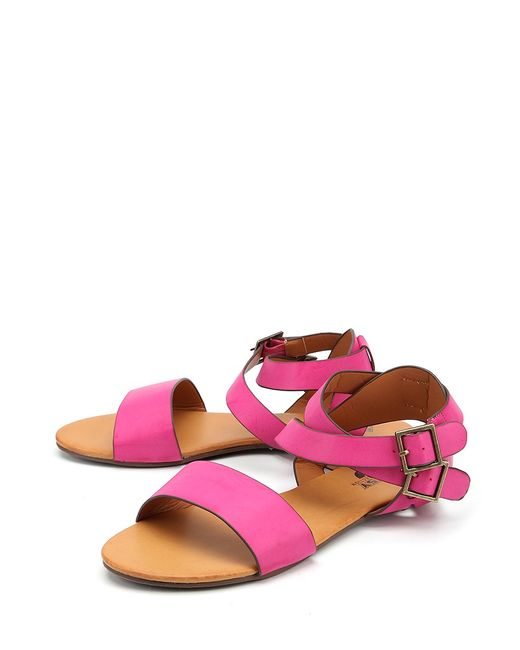 Betsy | Женские Розовые Босоножки