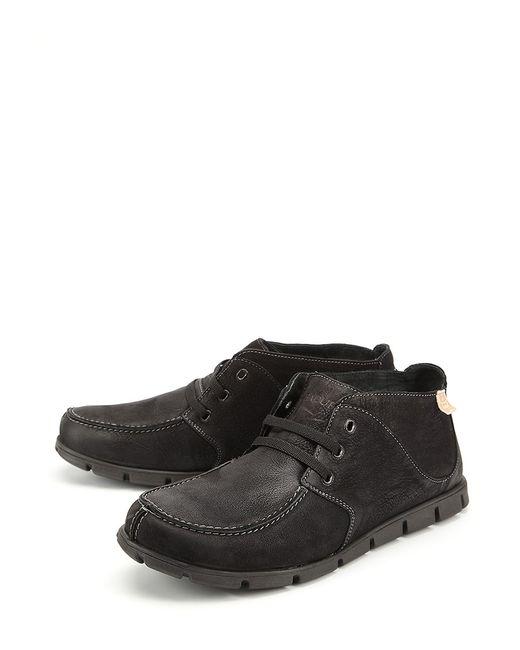 Badura | Мужские Чёрные Ботинки