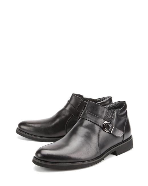 Avery | Мужские Чёрные Ботинки