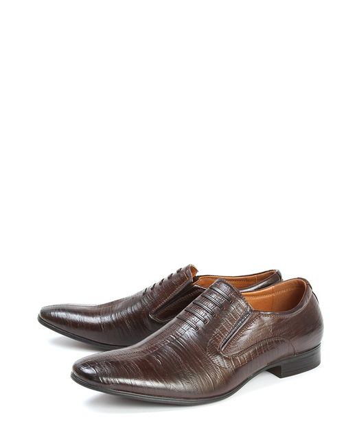 Avery | Мужские Коричневые Туфли