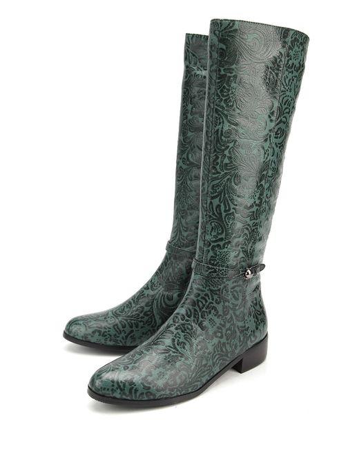 KARELLA | Женские Зелёные Сапоги