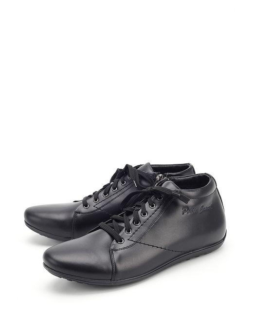 PODIO | Мужские Чёрные Ботинки