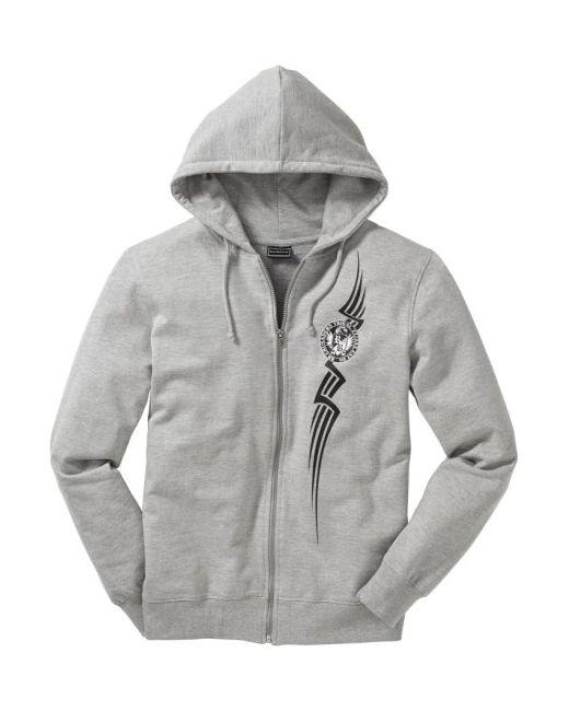 bonprix   Мужская Чёрная Трикотажная Куртка