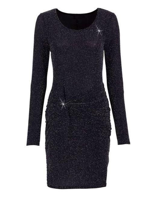 bonprix | Женское Цвет Фуксии/Лиловое Трикотажное Платье