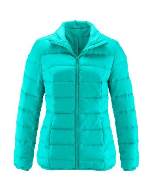 bonprix   Женская Синяя Стеганая Куртка